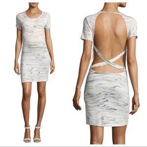 Young Fabulous & Broke Open Back Mini Dress